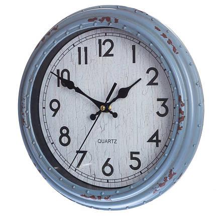 Часы настенные в стиле Лофт 35,5 см  115A, фото 2