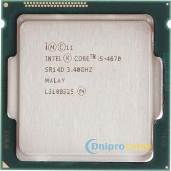 Intel Core i5-4670 3.4 GHz/6M (s1150)