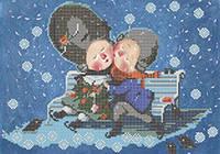 Арт Миллениум W-339 Запиши мой поцелуй в свое сердце (Гапчинская) 426c626db9558