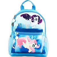 Рюкзак дошкольный Kite My Little Pony LP18-534XS; рост 110-115 см, фото 1
