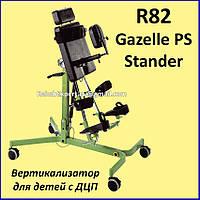 Передне-задний вертикализатор для детей с ДЦП. R82Gazelle PS Stander Size 2