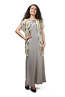 Платье Cliff PL-124-Ж S серый, фото 1