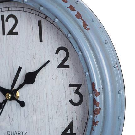 Часы настенные в стиле Лофт 46 см  121A, фото 2