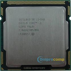 Intel Core i3-540 3.06 GHz/4M (s1156)