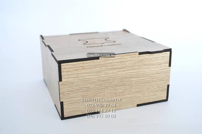 Дерев'яна коробка подарункова №1, фото 2