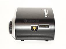 Проектор Mini Led Projector RD-802 TV, USB, фото 3