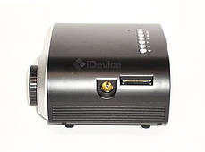 Проектор Mini Led Projector RD-802 TV, USB, фото 3