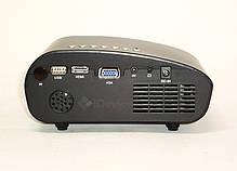 Проектор Mini Led Projector RD-802 TV, USB, фото 2