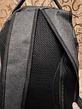 (38*26-маленький)Рюкзак спортивный UNDER ARMOUR 300d мессенджер спорт городской опт, фото 5