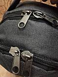 (38*26-маленький)Рюкзак спортивный UNDER ARMOUR 300d мессенджер спорт городской опт, фото 6