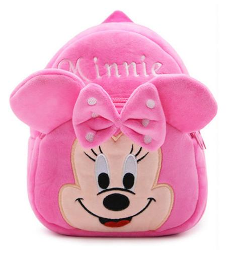 Детский рюкзак Минни Маус (MINNIE MOUSE)  розовый