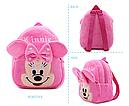 Детский рюкзак Минни Маус (MINNIE MOUSE)  розовый, фото 2