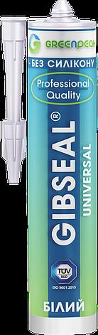 GIBSEAL universal герметик: Универсальный герметик,белый,на водной основе,без запаха, фото 2