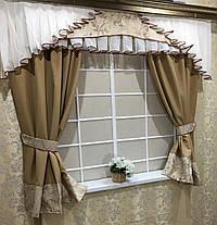 "Кухонный набор штор ""Николь Агата"", фото 2"