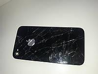 Задняя крышка для Apple iPhone 4 8GB Black оригинал №2