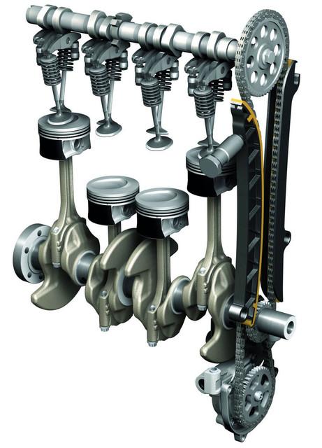 Запчасти моторной группы Renault Logan 1, Logan 1 MCV, Sandero 1, Stepway 1