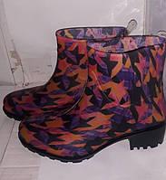 Сапоги силиконовые женские, Realpaks, размер 37, фото 1