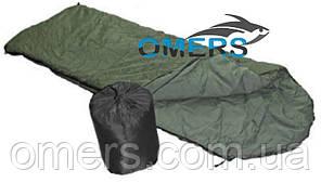 Спальный мешок Winter зимний -10-15 С (флис)