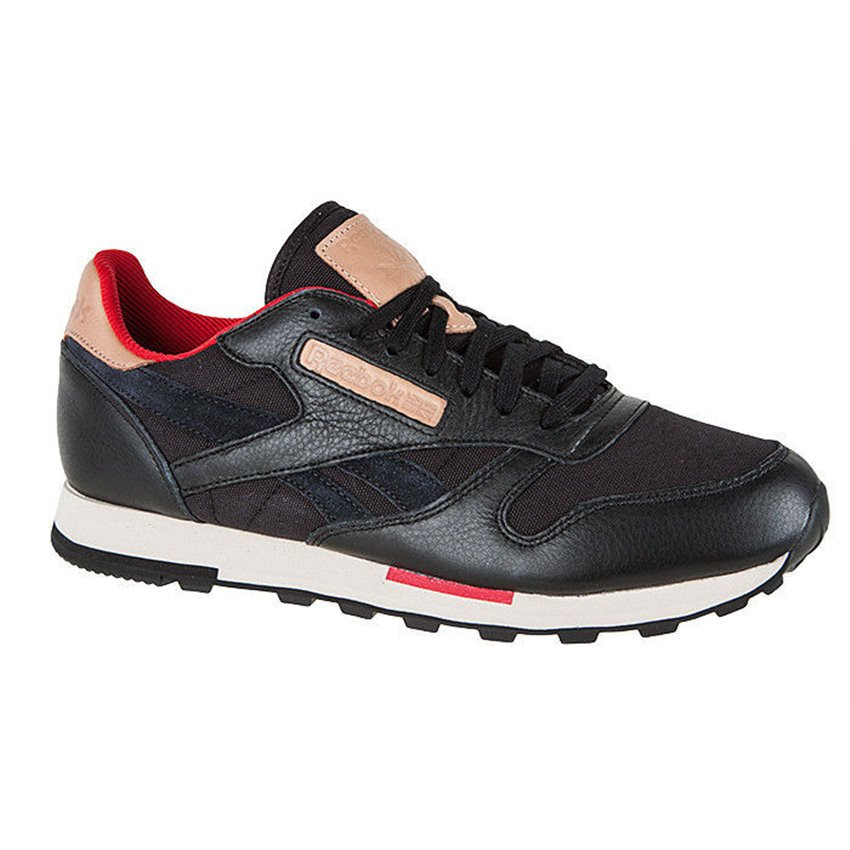 Кроссовки reebok cl Leather Utility txt