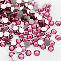 Стразы для ногтей Crystal SS 04 (розовые) 100 шт.