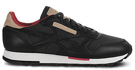 Кроссовки reebok cl Leather Utility txt, фото 2