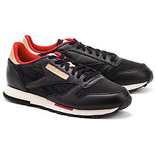 Кроссовки reebok cl Leather Utility txt, фото 3