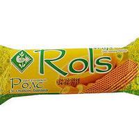 """Вафли """"Rols"""" с  банановым вкусом 50 гр"""