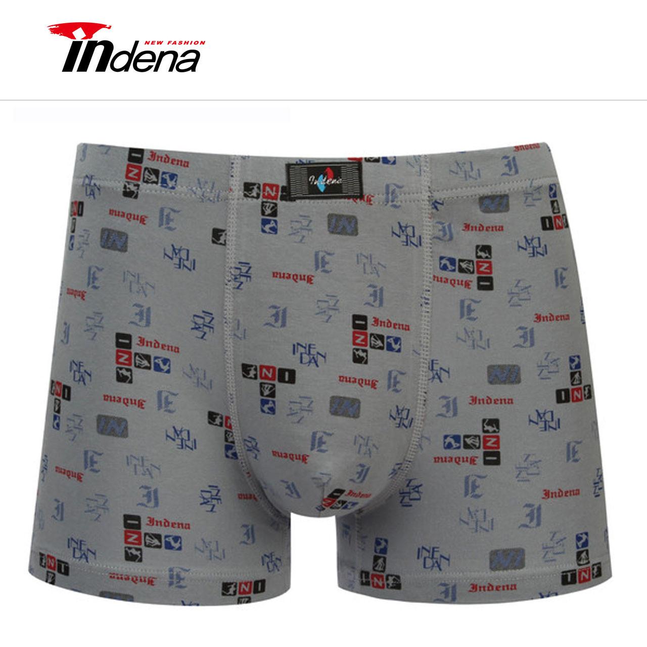 Мужские боксеры стрейчевые марка INDENA АРТ.65024