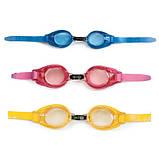 "Очки для плавания ""Junior Goggles"" Intex 55601 ZN, фото 4"