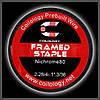 Coilology Framed Staple Coil 2-28/4-1*3/36 GA