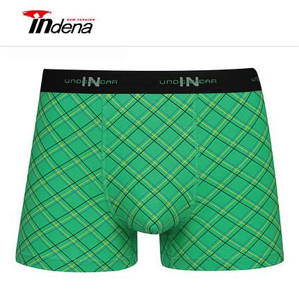 """Чоловічі боксери стрейчеві марка """"INDENA"""" АРТ.65045, фото 2"""