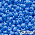 Бисер Preciosa 10/0 цв. 16336, Солгель Окрашенный SDC, Голубой, Круглый, (УТ0024597)
