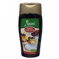 Органический сироп из агавы темный, Naturel, 250 гр