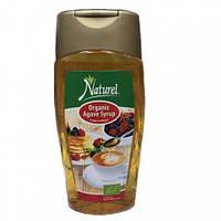 Органический сироп из агавы янтарный, Naturel, 250 гр