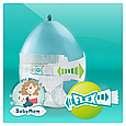 Подгузники Pampers Active Baby Размер 6 (Extra large) 15+ кг, 52 подгузника, фото 6