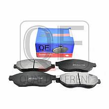 Колодка гальмівна FIAT DUCATO III,PEUGEOT BOXER II, CITROEN JUMPER II, Relay II,(1200/1600kg) передня