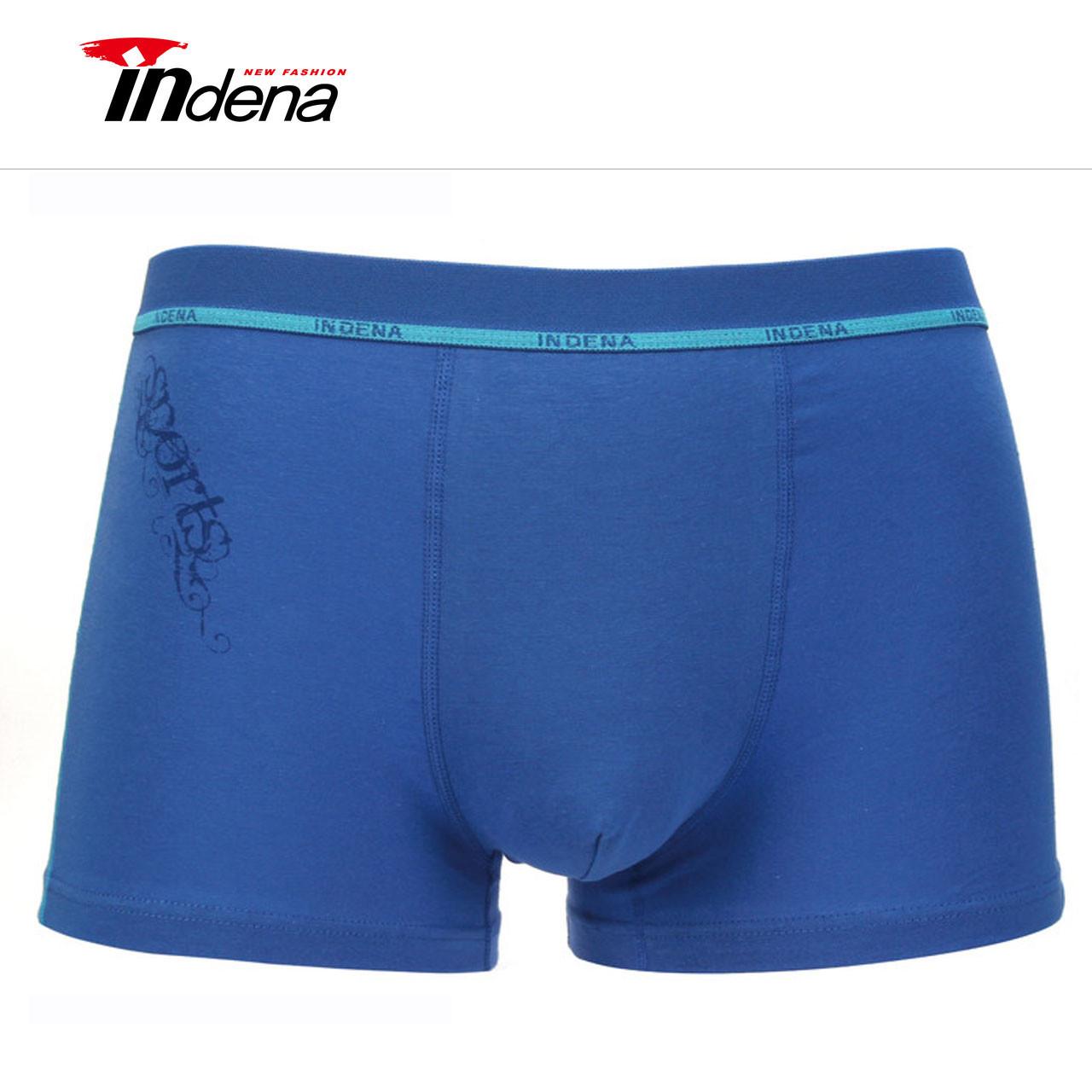 Мужские боксеры стрейчевые марка «INDENA» АРТ.65065