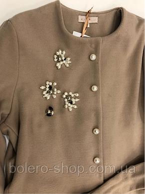b87d2846bf1 Пальто Италия Mary Daloia беж  продажа