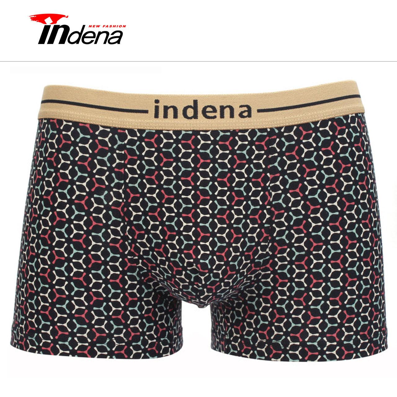 Мужские боксеры стрейчевые марка «INDENA» АРТ.65053