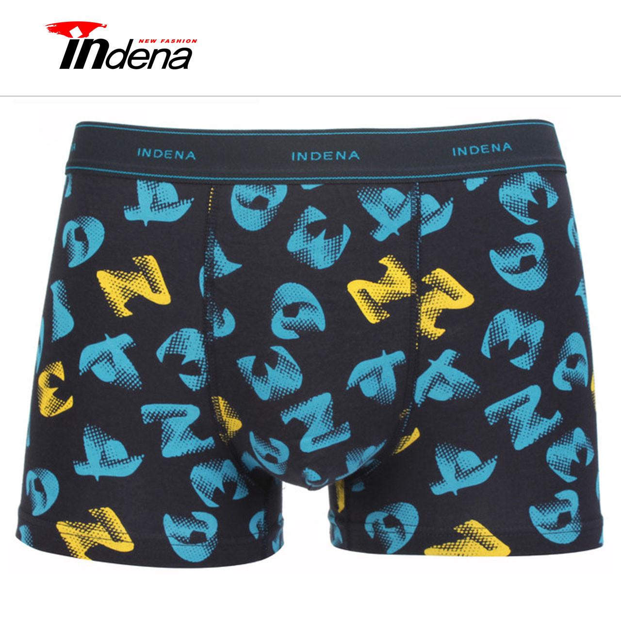Чоловічі боксери стрейчеві марка «INDENA» АРТ.65064