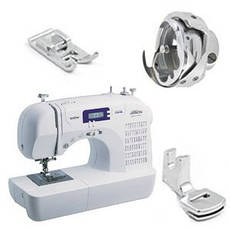 Запчастини для побутових швейних машин