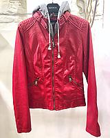 Куртка женская экокожа Tenqs Италия