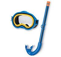 Набор для плавания Intex 55942 маска и трубка
