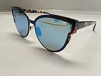 Невероятно стильные очки с зеркальным покрытием