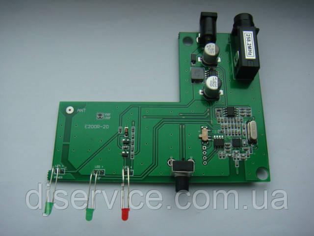 Плата приемника (базы) для радиомикрофона UT4, T2, Sh-200, sm58