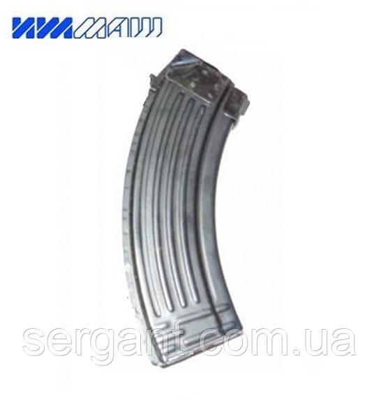 Магазин 7.62х39 на 30 патронов металлический новый для карабинов САЙГА и ВЕПРЬ