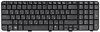 Клавиатура для ноутбука HP (Presario: CQ71, G71) rus, black