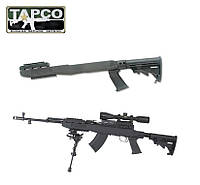 Ложа-приклад Tapco (США) для СКС с планками Weaver/Picatinny (верх/низ)