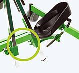 Передне-задний вертикализатор с разведением ног для детей с ДЦП. R82 Gazelle PS Stander Size 2, фото 5