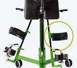 Передне-задний вертикализатор с разведением ног для детей с ДЦП. R82 Gazelle PS Stander Size 2, фото 6